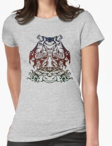 Kanto Womens Fitted T-Shirt