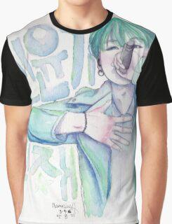 min yoongi, genius Graphic T-Shirt