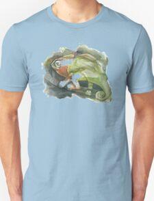 Chameleon, watercolor T-Shirt