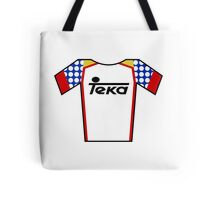 Retro Jerseys Collection - Teka Tote Bag