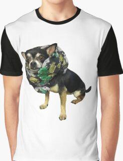 cute Chihuahua Graphic T-Shirt