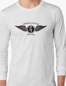 gibson guitar wings Long Sleeve T-Shirt