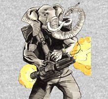 Projectile Pachyderm Unisex T-Shirt