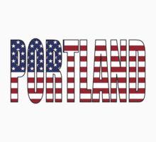 Portland. Kids Tee