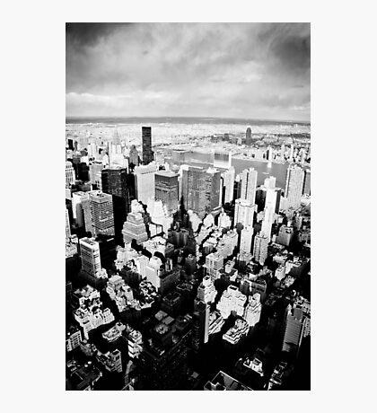 Empire Shadow Photographic Print