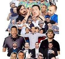 Impractical Jokers collage (iPhone)  by LauraWoollin