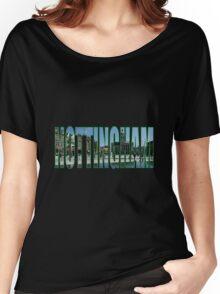 Nottingham Women's Relaxed Fit T-Shirt