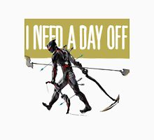 warframe i need a day off Unisex T-Shirt