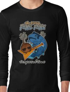 The Living Fossil Posse Long Sleeve T-Shirt
