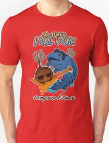 The Living Fossil Posse T-Shirt