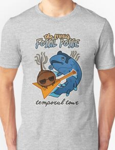 The Living Fossil Posse Unisex T-Shirt
