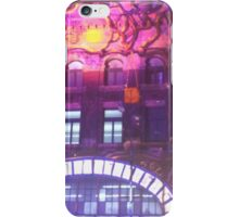Alice in Flinders Street iPhone Case/Skin