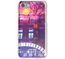 Alice in Flinders Street iPhone Case/Skin