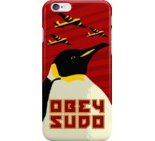 Obey SUDO iPhone Case/Skin