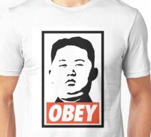 OBEY - KIM JONG Unisex T-Shirt