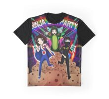 Ninja Sex Party Graphic T-Shirt