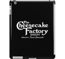 The Cheesecake Factory - Variant Three iPad Case/Skin