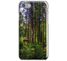Stagecoach Road, Trinidad, California iPhone Case/Skin
