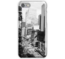 NYC, BW iPhone Case/Skin