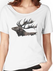 Majestic Women's Relaxed Fit T-Shirt