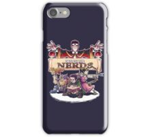 D&D is For Nerds S2 iPhone Case/Skin