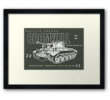 Cromwell Tank Mark VII Framed Print