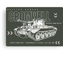 Cromwell Tank Mark VII Canvas Print