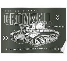 Cromwell Tank Mark VII Poster