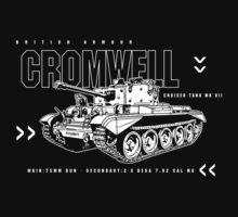 Cromwell Tank Mark VII One Piece - Short Sleeve