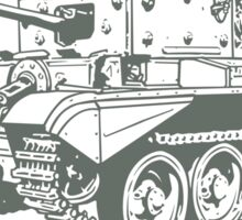 Cromwell Tank Mark VII Sticker