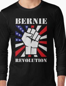 Bernie Sanders Revolution Long Sleeve T-Shirt