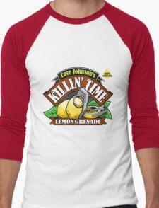 Cave Johnson Lemons Men's Baseball ¾ T-Shirt
