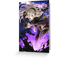 Fire Emblem Fates - Corrin (Dark Blood) Greeting Card