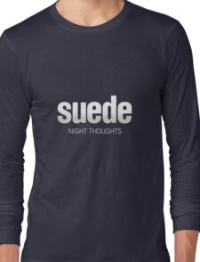 Night Thoughts Long Sleeve T-Shirt