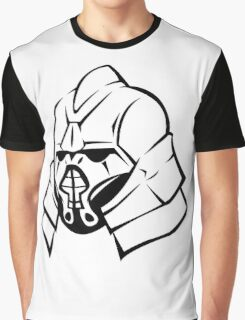 Mask of Tulak Hord Graphic T-Shirt
