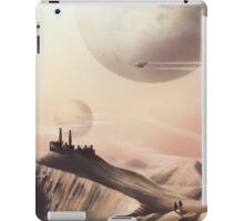 Sci Fi Desert iPad Case/Skin