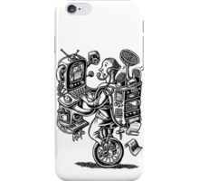 Combination Gizmo Machine iPhone Case/Skin