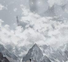 Mountain Giant by ashraae