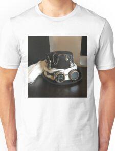 Steampunk Hat Unisex T-Shirt