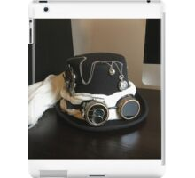 Steampunk Hat iPad Case/Skin