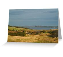 Joe Mortelliti Gallery - Sunrise, Lake Connewarre, Bellarine Peninsula, Victoria, Australia. Greeting Card