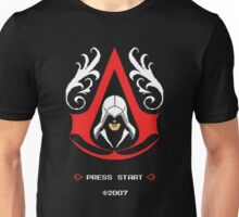 Assassin's Pixels Unisex T-Shirt