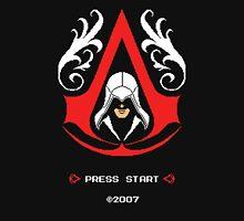Assassin's Pixels Unisex T-Shirt