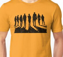 They came too late and stayed too long. Unisex T-Shirt