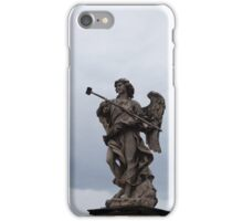 Italian Angel Statue iPhone Case/Skin