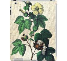 Antique Botanical 3 iPad Case/Skin