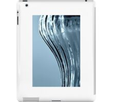 Blue vase iPad Case/Skin