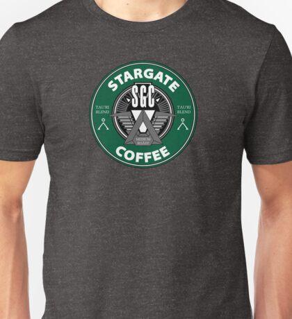 Stargate Coffee Unisex T-Shirt