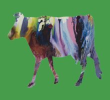 Guernsey cow One Piece - Short Sleeve