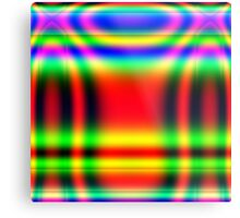 Psychedelic Pattern 04 Metal Print